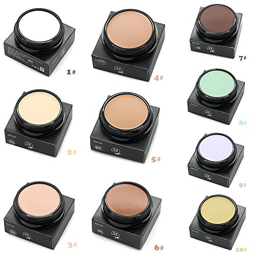 ROPALIA-10-Colors-Womens-Concealer-Foundation-Cream-Cosmetic-Beauty-Makeup