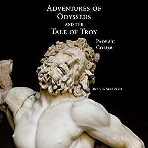 Adventures of Odysseus and the Tale of Troy Hörbuch