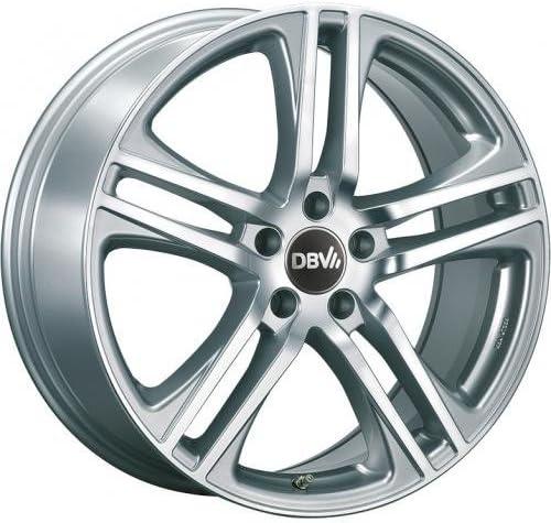 Commercial DBV Mauritius 35802 9X20 ET45 5X120 Alloy Wheels