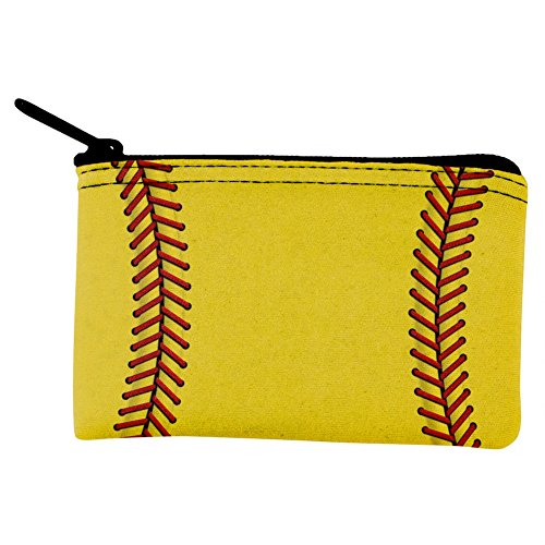 Music Coin Purse (Softball Coin Purse)