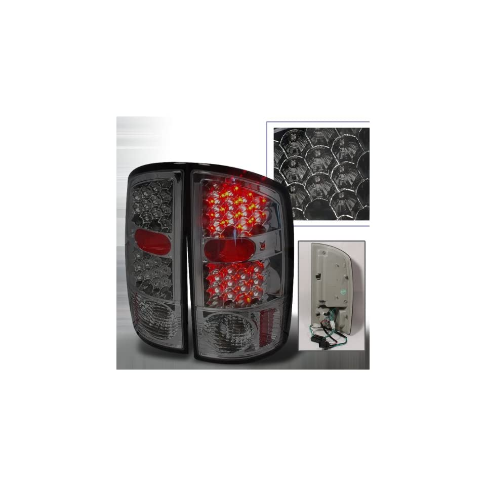 02 03 DODGE RAM LED TAIL LIGHTS KS