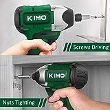 Impact Driver - 20V 2.0Ah Battery Brushless
