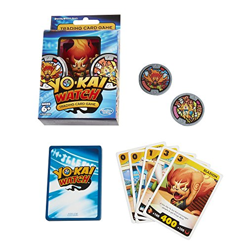 Packs Trading Card Game - Yo-kai Watch Trading Card Game Blazion and Komajiro Starter Pack