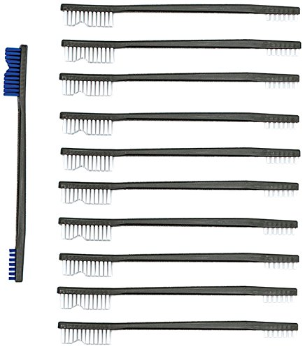 (Otis Technology 10 Pack AP Brush (Bonus Blue Receiver Brush))