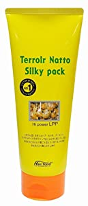 Terroir Natto Silky Pack Hi Power LPP Conditioner 200ml by Hair Food