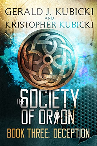 The Society of Orion Book Three: Deception