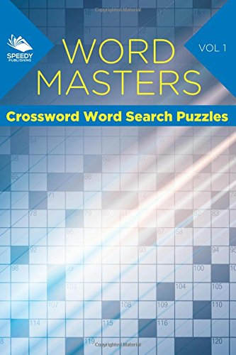 Download Word Masters: Crossword Word Search Puzzles Vol 1 ebook