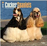 Cocker Spaniels 2015 Square 12x12 (Multilingual Edition)