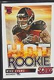 2014 Score Mike Evans Buccaneers Hot Rookie Football Card #HR5