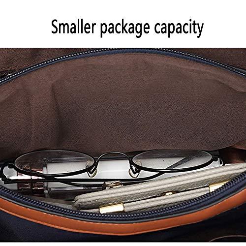 Simple Petit Grande tourisme Khaki à Multifonction Style pour Khaki le et bandoulière Woman capacité Belovingshop emballage Sac pratique Convient qFgn8xwwP