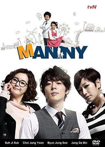 - Manny Korean Tv Drama Dvd NTSC All (4 Dvd Boxset) Korean/Mandarin Audio with Good English/Chinese Sub (Licensed Product)