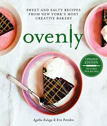 Book Cover: Ovenly: Sweet and Salty Recipes from New York's Most Creative Bakery