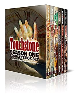 Touchstone Season One - Complete eBook Box Set: The time travel saga that spans a century (English Edition) por [Conway, Andy]