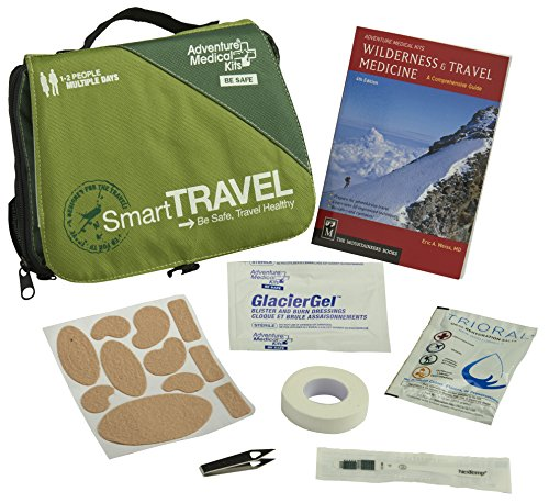 Kit Travel Smart (HEALTH_PERSONAL_CAREAdventure Medical Kits Travel Medic First Aid Kit)