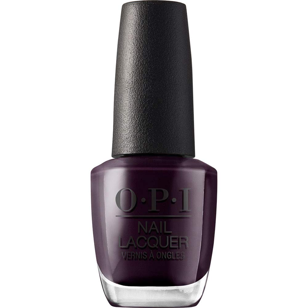 OPI Nail Lacquer, Good Girls Gone Plaid