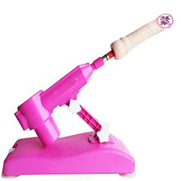 Female pink dildo sex