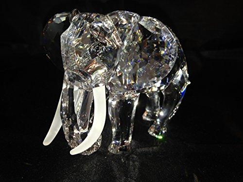 Swarovski Crystal Elephant - Swarovski 1993 Inspiration Africa