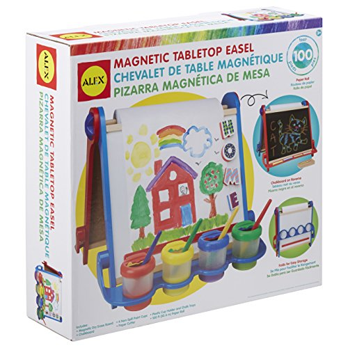 - ALEX Toys Artist Studio Magnetic Tabletop Easel