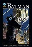 capa de Batman. Gotham 1889