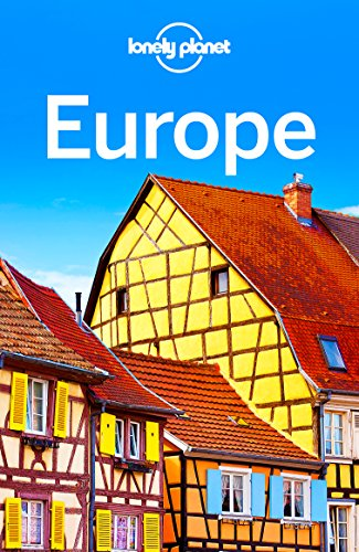Lonely Planet Europe (Travel Guide) cover