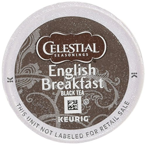 Celestial Seasonings English Breakfast K cup