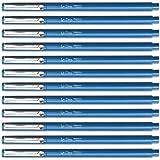 Bulk Buy: Uchida Le Pen 3mm Point Open Stock-Blue (12-Pack)