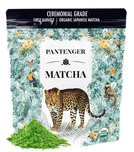 Pantenger Japanese Matcha Green
