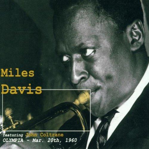 Miles Davis featuring John Coltrane : Olympia - Mar 20, 1960 by Delta