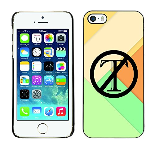 Print Motif Coque de protection Case Cover // Q04120549 Trump est un élément // Apple iPhone 5 5S 5G