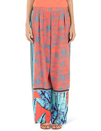 Marc Cain Collections, Pantalones para Mujer Gelb (sunrise 468)