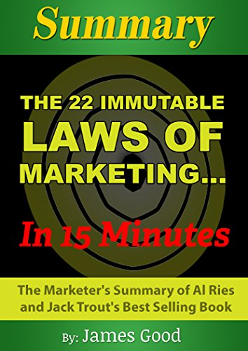 Laws 22 ebook marketing immutable of