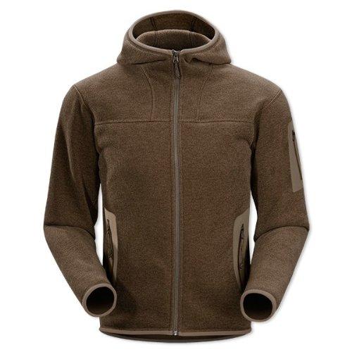 Arc'teryx Covert Hoody - Men's Black Medium (Arcteryx Covert Hoody Jacket)