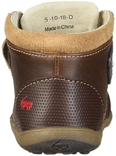 Pictures of See Kai Run Boys' Sawyer III Chukka HRS101M140 Brown 8