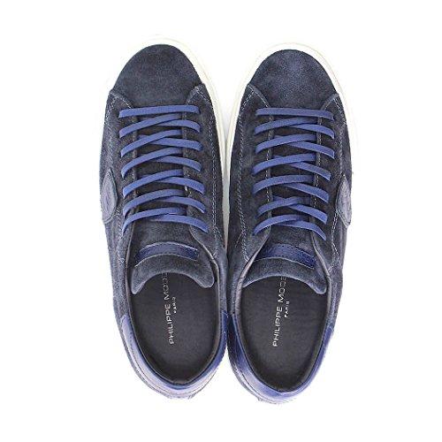 Sneaker Uomo FW Mixage Model da 2017 Blu Opera Philippe P7FOqnwv