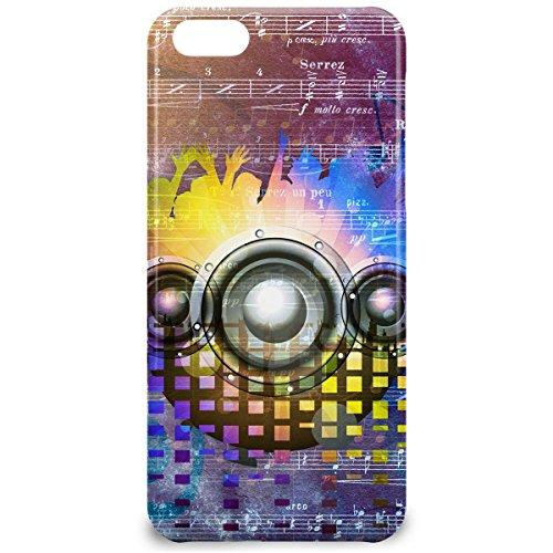 Phone Case For Apple iPhone 5C - Music DJ Trance Designer Slim