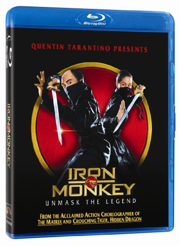 Iron Monkey ( Blu-ray )