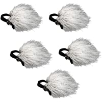 Movo WS10n Universal Furry Outdoor Microphone Windscreen...