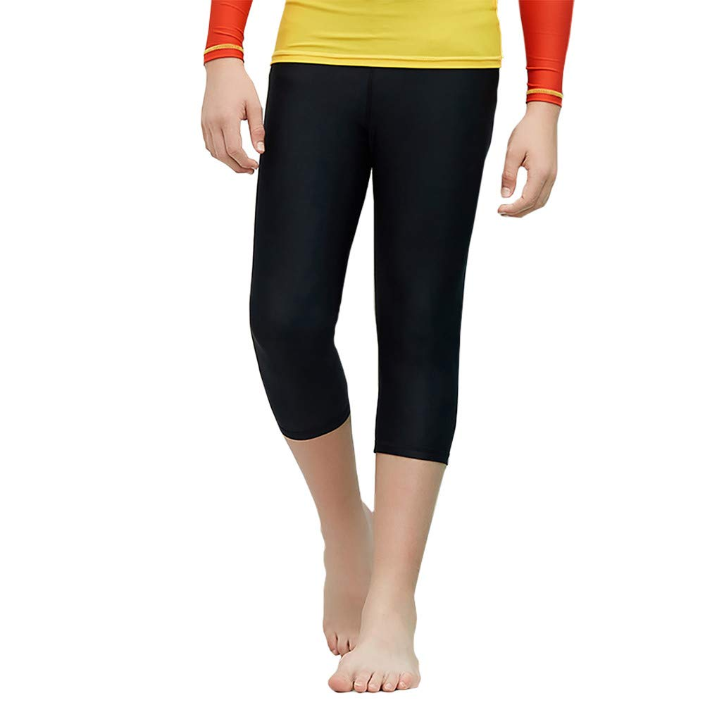 4-14 Years TenMet UPF 50 Girl/'s Boy/'s Boardshort Swim Bottom Leggings Water Sprots Sun Protective