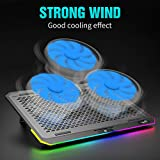 havit RGB Laptop Cooling Pad for 15.6-17 Inch