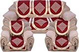 ElegantHomes Latest Design for Sofa Cover Set - Red