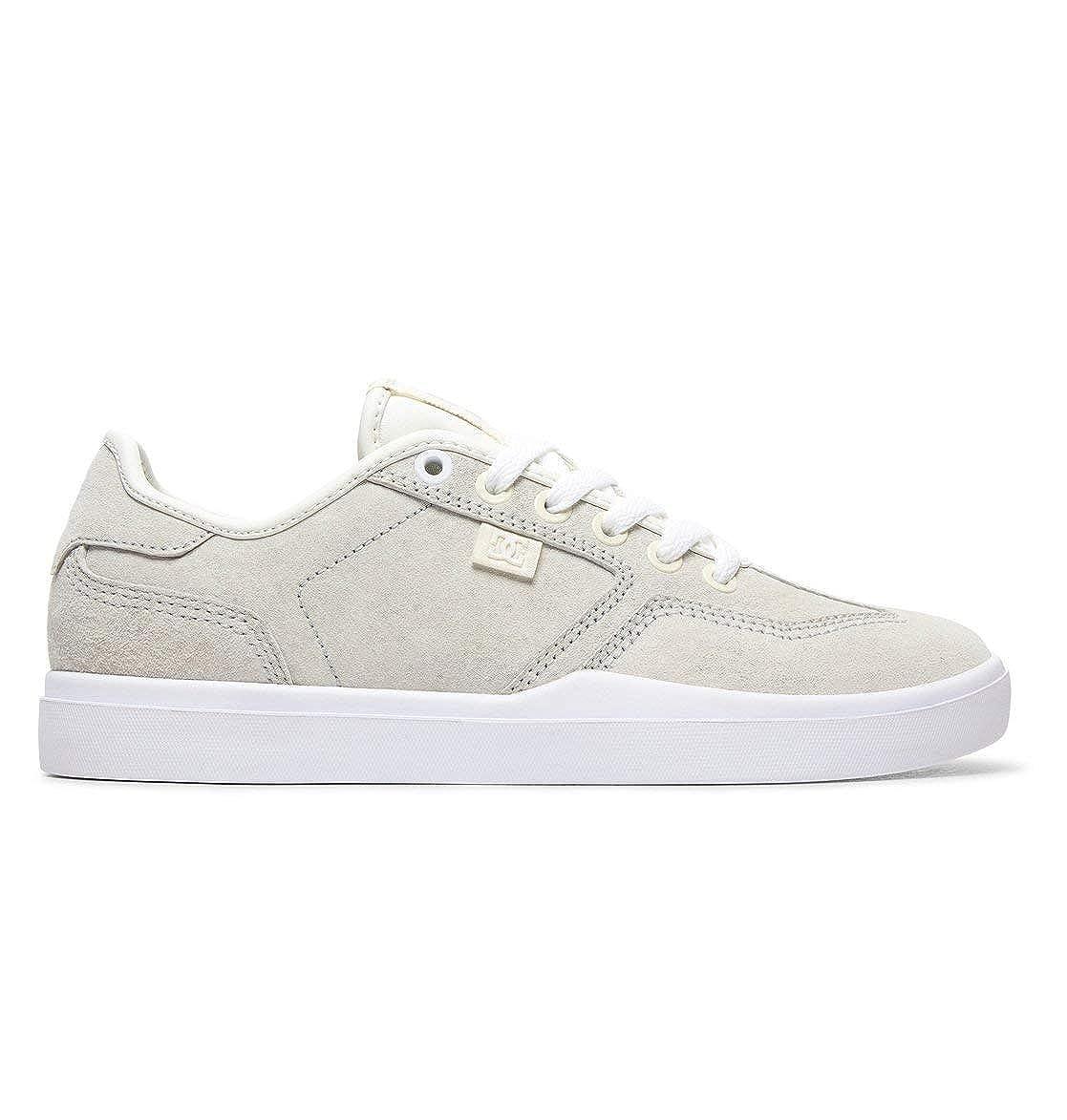 Cuir Chaussures En Shoes 5 Blanc 37 Dc Vestrey Le Eu Femme PXZiTOku