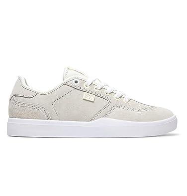416609b910c DC Shoes Vestrey Le - Chaussures en Cuir - Femme - EU 38.5 - Blanc ...