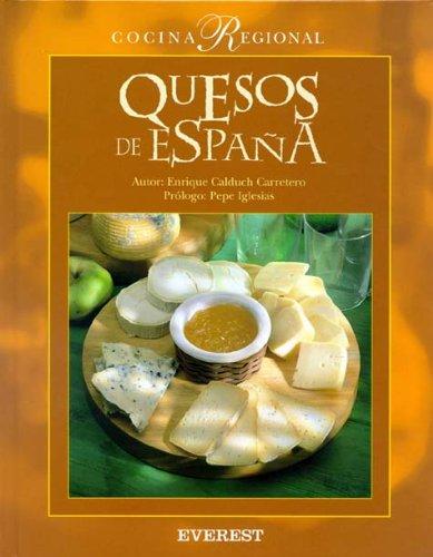 Quesos de España (Lo mejor de la cocina regional): Amazon.es ...