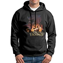 League Of Legends Gnar Men Fashion Hoody
