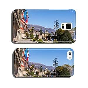 Cannobio, Lake Maggiore, Verbania, Piedmont, Italy cell phone cover case Samsung S6