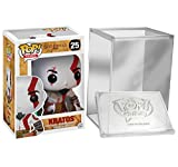 Funko Pop: Games: God Of War - Kratos Collectable Figure + FUNKO PROTECTIVE CASE