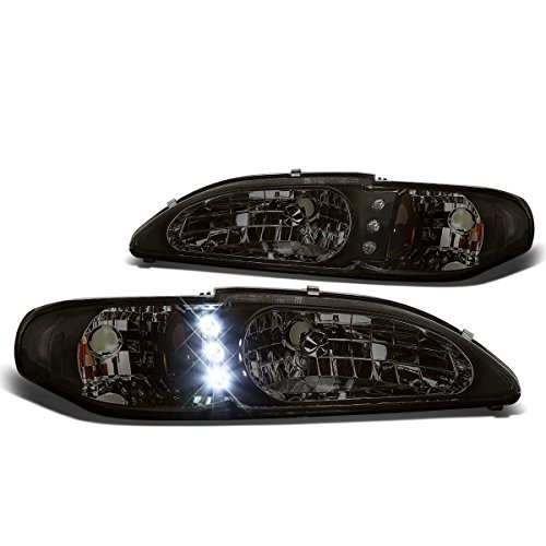 FM94-1PC-SM-AM Headlight Assembly (Driver and Passenger Side) ()