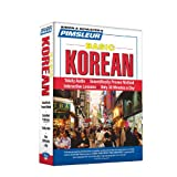Pimsleur Korean Basic Course - Level 1 Lessons 1-10 CD: Learn to Speak and Understand Korean with Pimsleur Language Programs