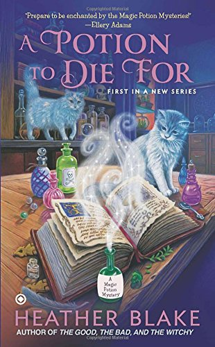 book cover of A Potion to Die For