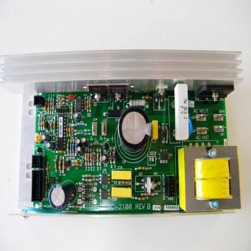Sole Treadmill Wiring Harness: Treadmill Motor Controller
